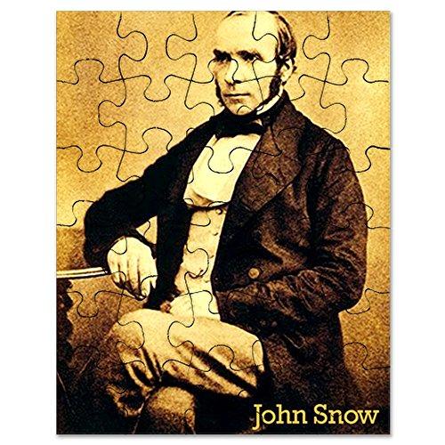 CafePress - John Snow - Jigsaw Puzzle, 30 pcs.