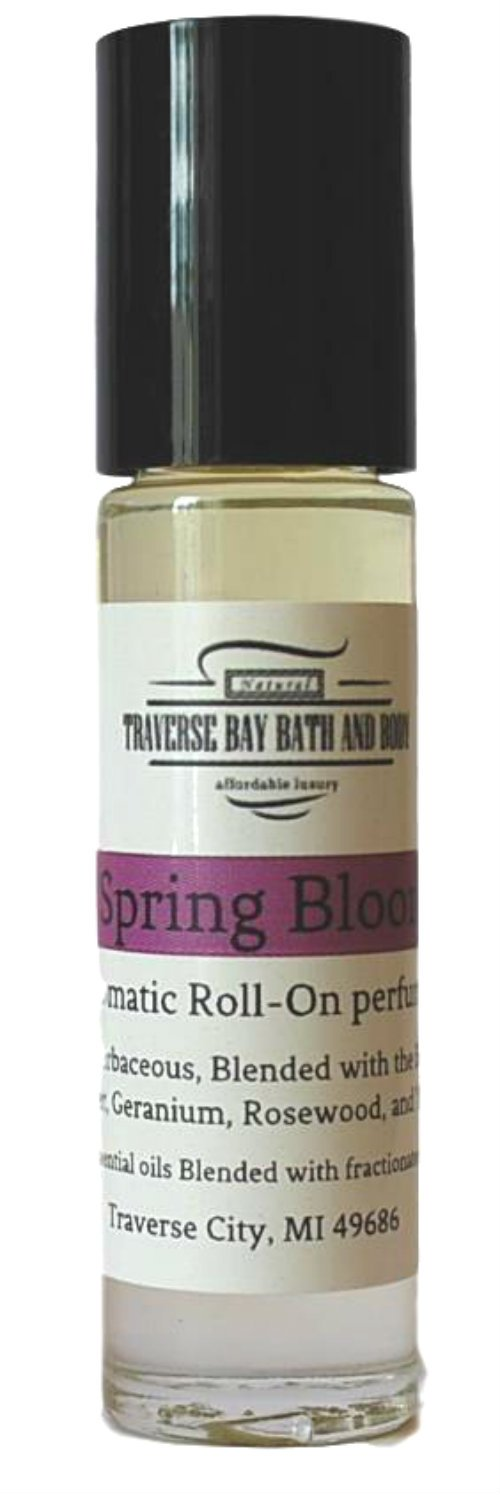 Spring bloom aromatic perfume oil, Synergy Blend, blended with 100% pure Essential Oils.