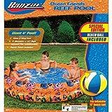 Banzai Ocean Friends Reef Pool with Beach Ball
