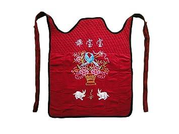 Amazon.com: Genuine Mei Tai portabebés Wrap delantera y ...