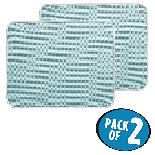 aqua dish drying mat - 1
