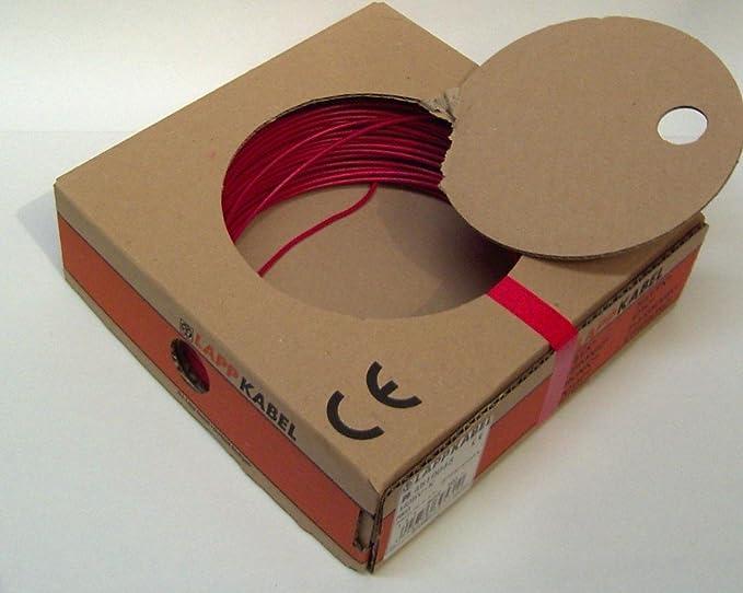 Phobya Computerkabel 100m Rot Kabel Computerkabel Computer Zubehör