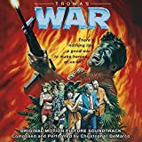 Limited orange and red splatter colored vinyl LP pressing. Ship to Shore PhonoCo is proud to announce the release of Troma's War. Nearly 10 years in the making, the remastered, never before available soundtrack, has finally hit vinyl to the d...