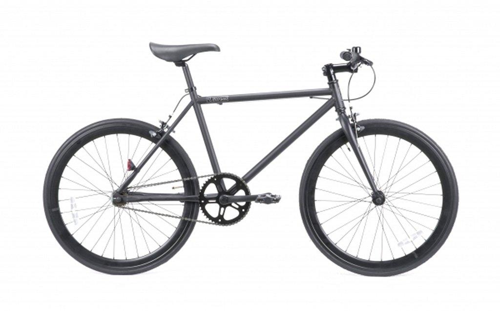 【 T-Street 24T @30240 】 ティーストリート バイク メンズ 自転車 サイクル B07C1SKWHPマットブラック