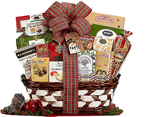 Season's Greetings Holiday Gift Basket ()