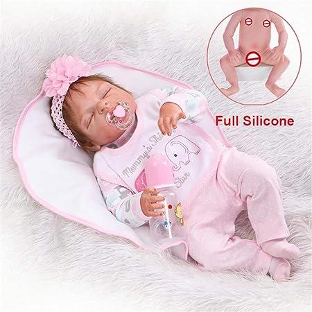 accessori bambola reborn occhi chiusi