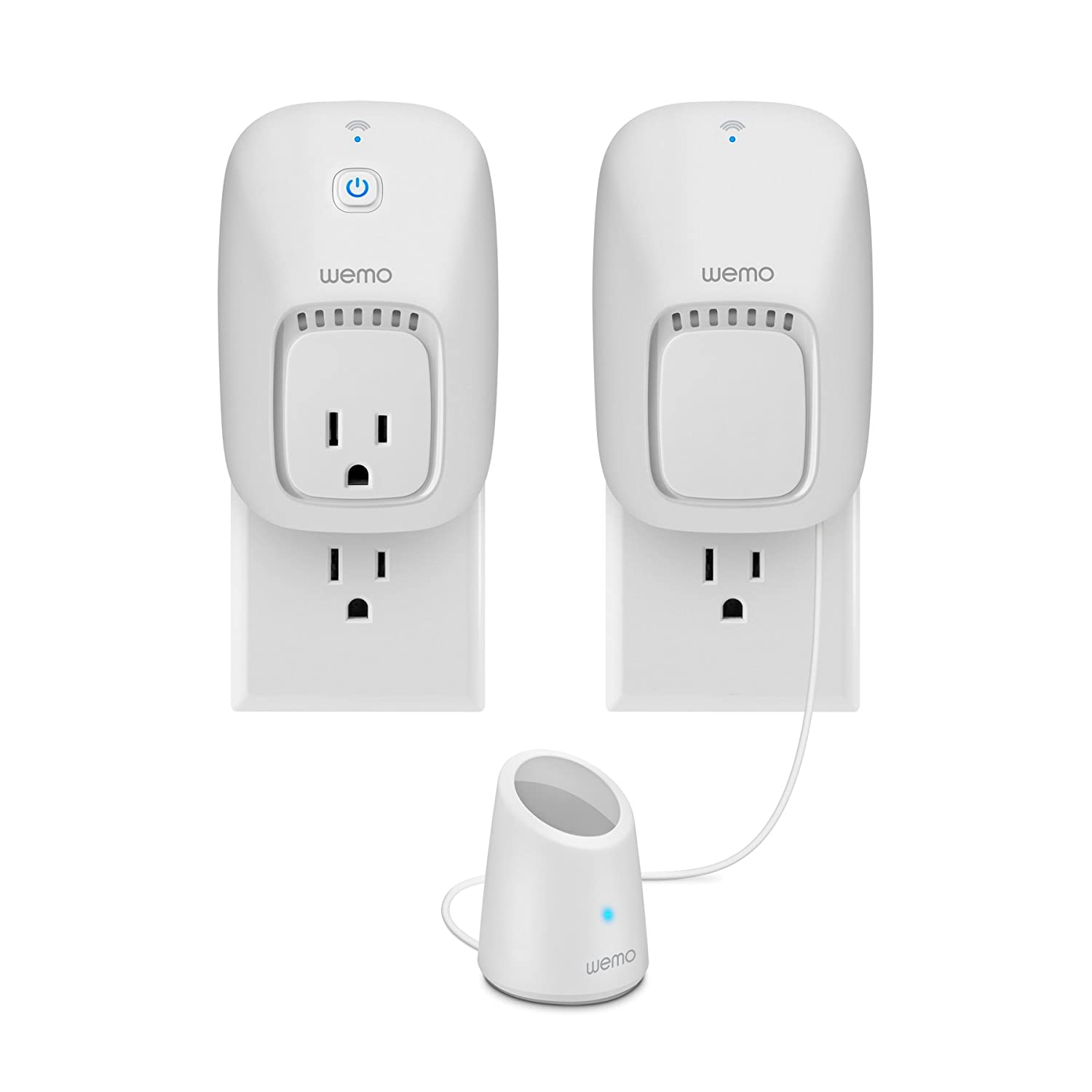 WeMo Switch and Motion Sensor, Wi-Fi Enabled Belkin Canada F5Z0340fc