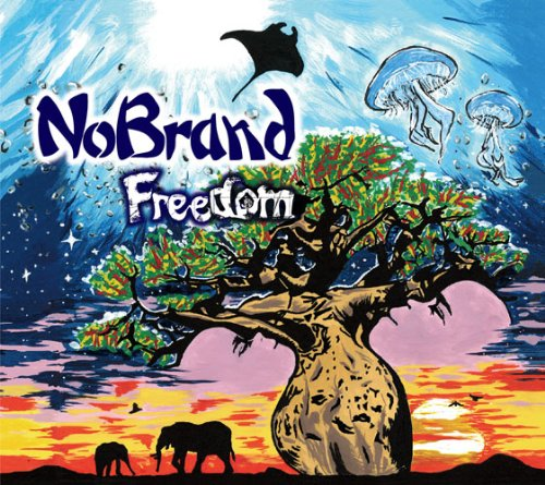 Nobrand - Freedom [Japan CD] DDCZ-1819