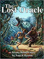 The Lost Oracle (A Jeremy Bennett story Book 1)