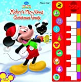 Mickey's Play-along Christmas Songs, Editors of Publications International, Ltd., 1412798647
