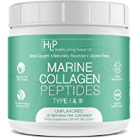 24 Grams of Hydrolyzed Marine Collagen Red Snapper Protein, Wild Caught Non-GMO....