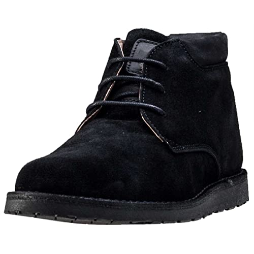 Hush Puppies Barricane Heritage Collection para hombre Chukka botas, color negro, talla 47: Amazon.es: Zapatos y complementos