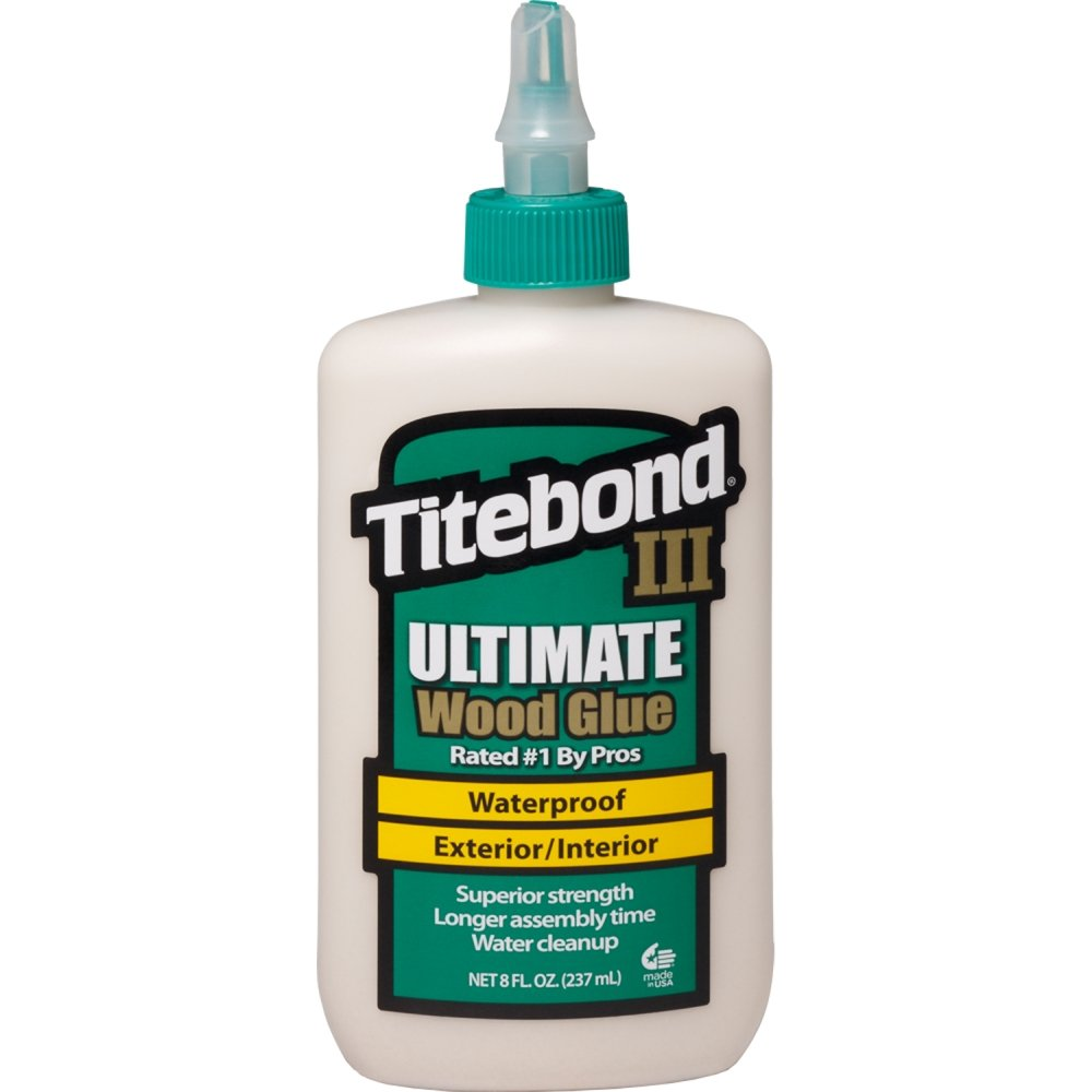 Titebond 1413 III Ultimate Wood Glue, 8-Ounces