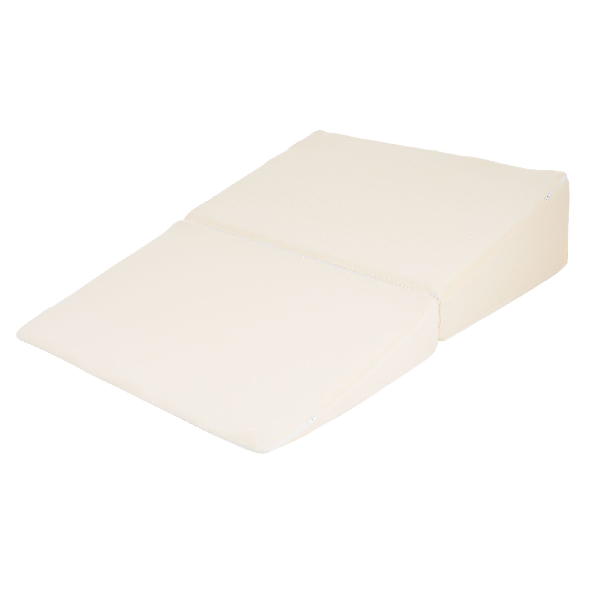 Lavish Home Folding Wedge Memory Foam Pillow - 31'' x 24'' x 7''