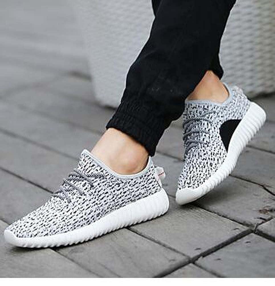 Laufschuhe, die die Schuhe Schuhe Schuhe der Männer West für Sport-und Freizeit-Mode-Schuhe Laufen Lassen (Farbe   A, Größe   43) 49d4e3