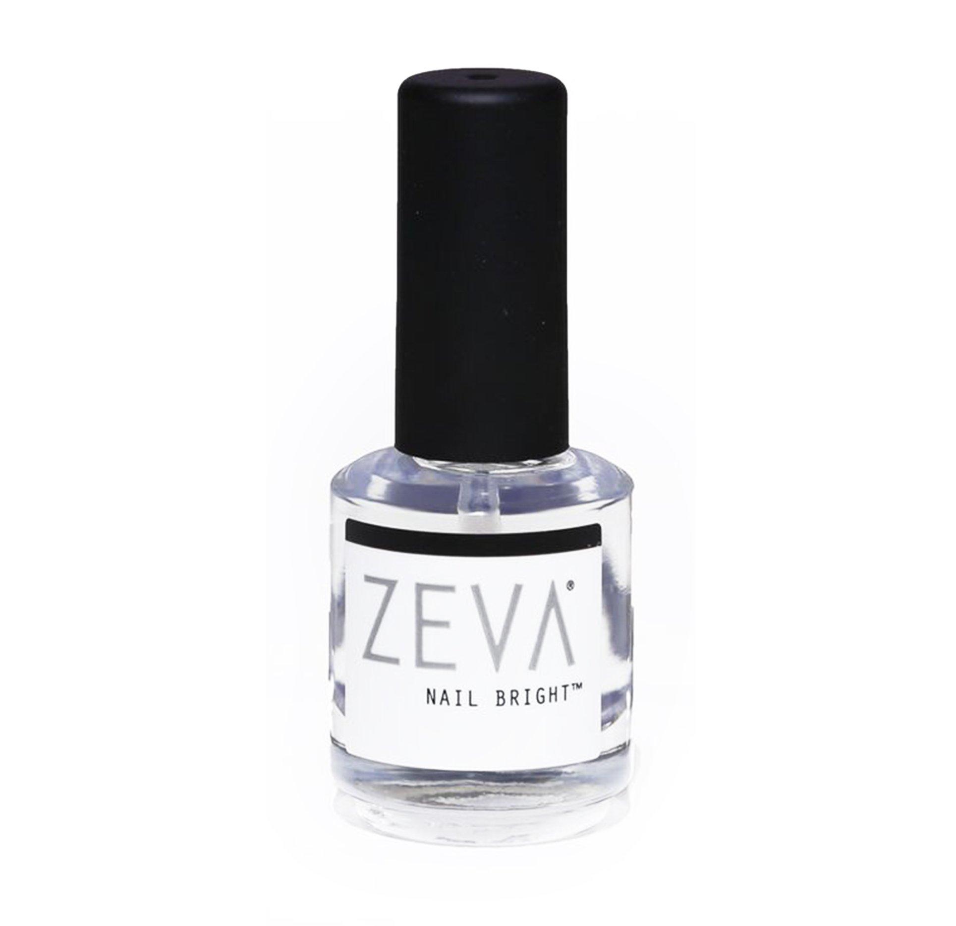 Amazon.com: ZEVA 5-piece Natural Nail Care File & Buffing