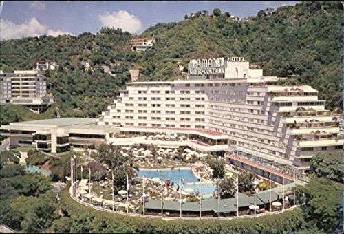 hotel-tamanaco-inter-continental-caracas-venezuela-original-vintage-postcard