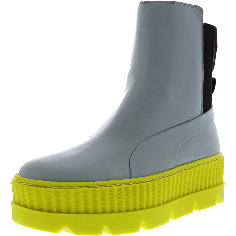 huge selection of be52e 32ad1 PUMA Women's Fenty x Chelsea Sneaker Boots