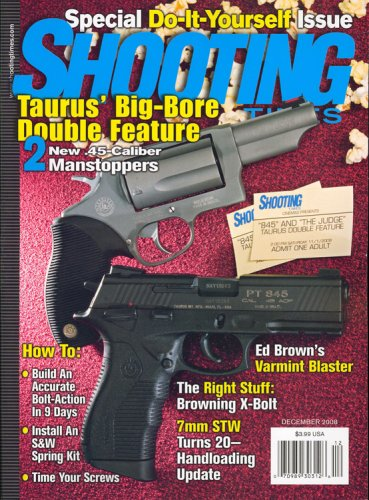 Shooting Times, December 2008 Issue