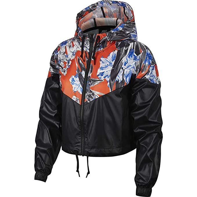 uk availability 407ee 62cc1 Nike Giacca A Vento Sportswear Hyp FM Cropped Windrunner ...