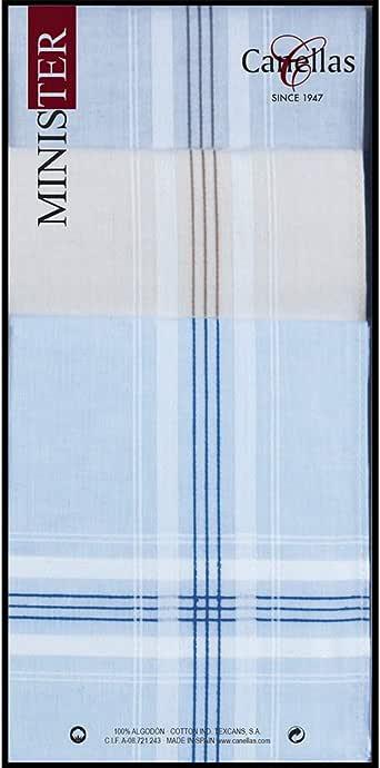 Canellas 70FC6 algodón, Colores suaves con satenes de color ...