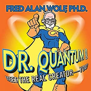 Dr. Quantum Presents Meet the Real Creator - You! Speech
