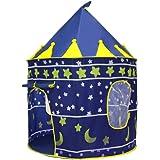 Bebé WolfWise Tienda de Campaña Túnel de Tienda de Casa Tienda de Campaña Infantil para Niños 150cm x 150cm x 120cm