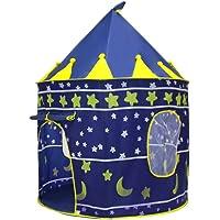 Seilent Carpa Plegable,Tienda Campaña Infantil para Niños,Tienda de Princesa para Niñas para
