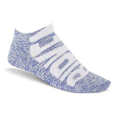 92b5b99827bf Birkenstock Women s 1010324 Slub Logo Socks- Blue - ACCESSORIES ...