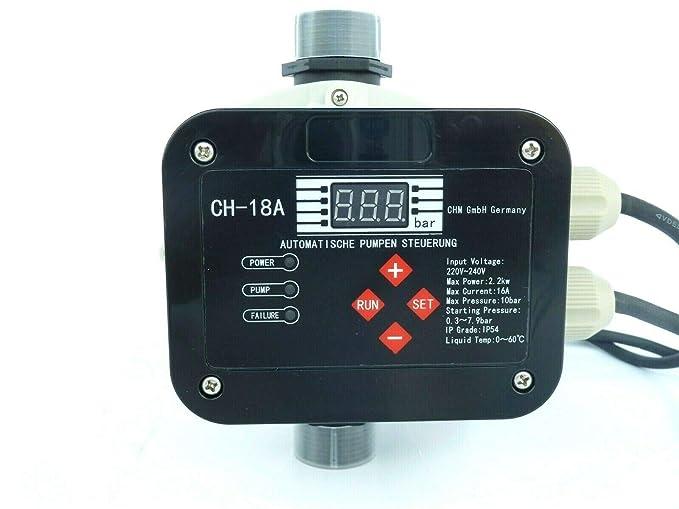 """Tiefbrunnenpumpe SKM100 4/"""" 98 mm bis 2400l//h 750W Sandverträglich />0,3/%"""