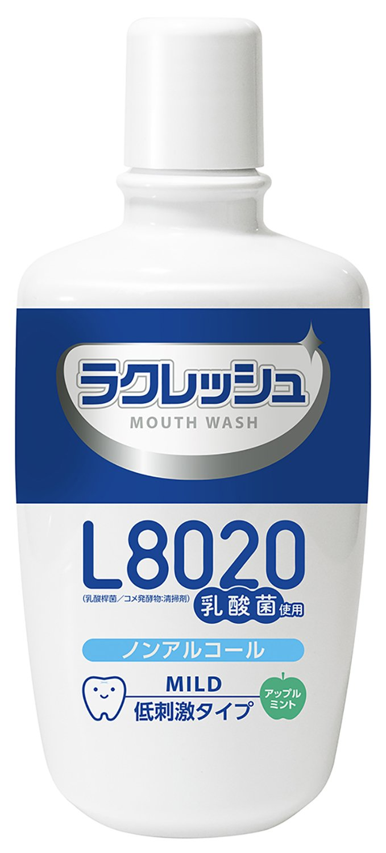 ラクレッシュ L8020 乳酸菌 マウスウォッシュ