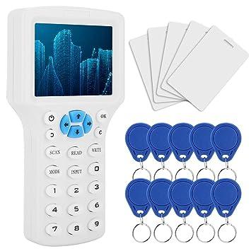 RFID Tarjeta de identificación de múltiples frecuencias, Kit ...