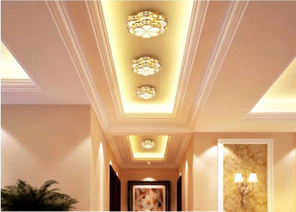 Vingo Led Kronleuchter Modern Deckenleuchte Kristall ~ Modern deckenlampe mode led blumen k kristall kronleuchter lampe
