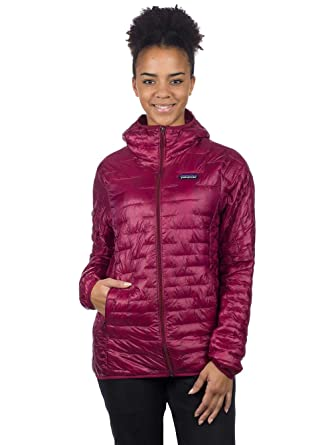 84807282495 Patagonia - Micro Puff Hoody Womens, Arrow Red: Amazon.co.uk: Sports &  Outdoors