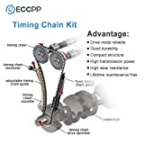 ECCPP G60313S Timing Chain Kit Guide Rails fits for FORD EXPLORER, MAZDA B4000 4.0L SOHC