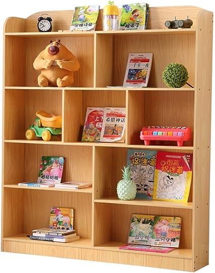 Estantería niños Organizador de juguetes de almacenamiento ...