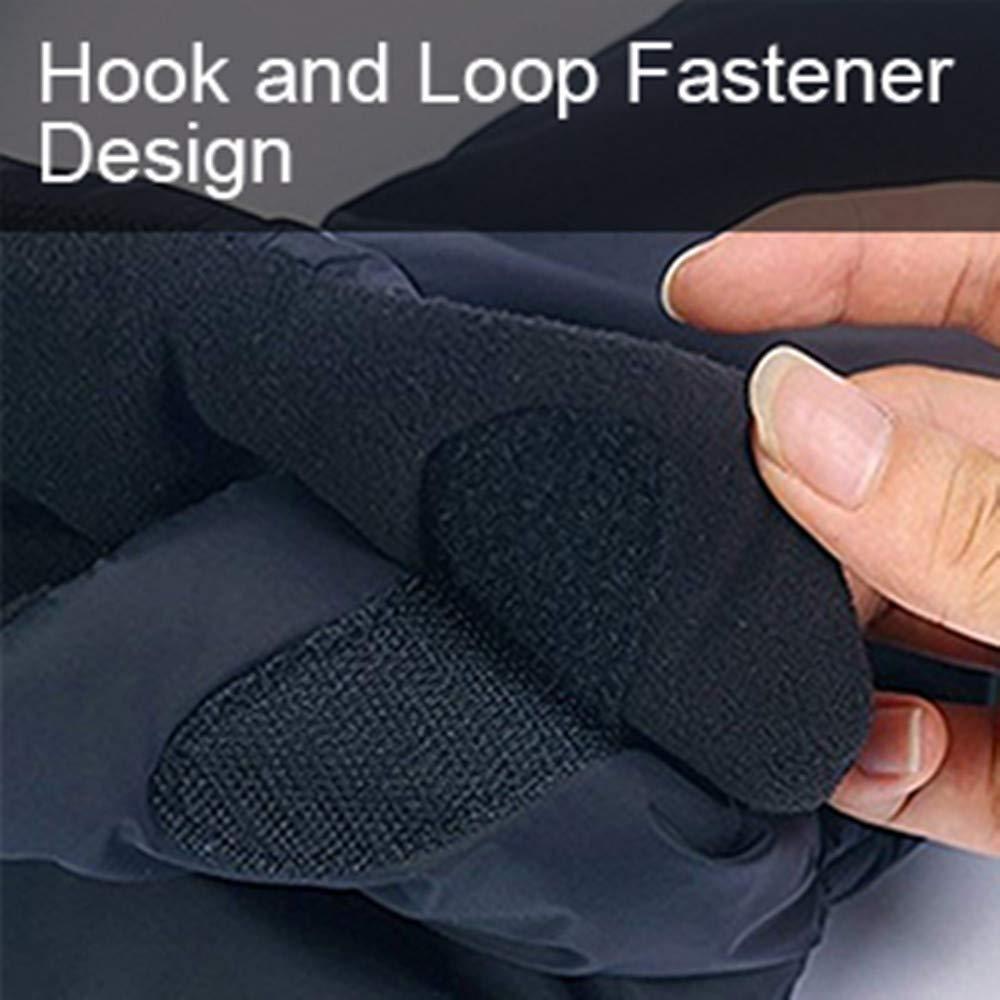 Gant chaud dhiver anti-gel ultra /épais et universel manchon de poussette pour b/éb/é pour parents et gardiens
