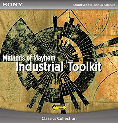 Methods of Mayhem: Industrial Toolkit