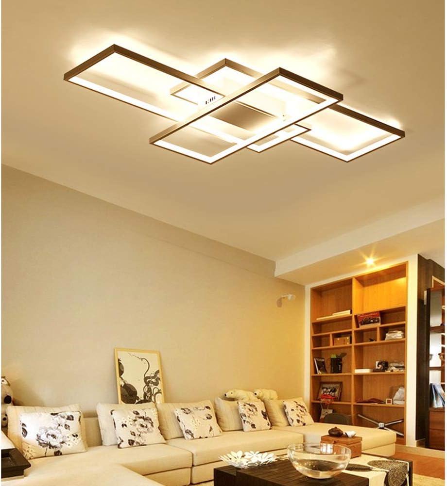 Hänge- & Pendelleuchten Wohnzimmerlampe Modern LED Decke Dimmbar