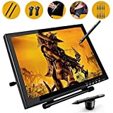 Ugee 1910B Digital Pen Tablet Display Drawing Monitor 19 Inch LED Screen with 2 Original Cables and 2 Pen Chargers