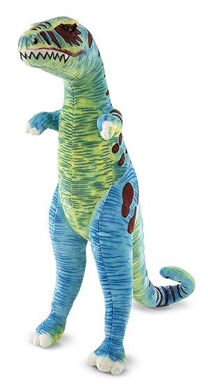 Melissa & Doug - Dinosaurio t-Rex Gigante de Peluche, Giant T Rex -