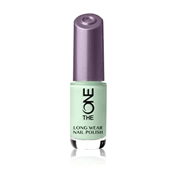 Buy Oriflame The One Long Wear Nail Polish Matcha Green Online At Low Prices In India Amazon In