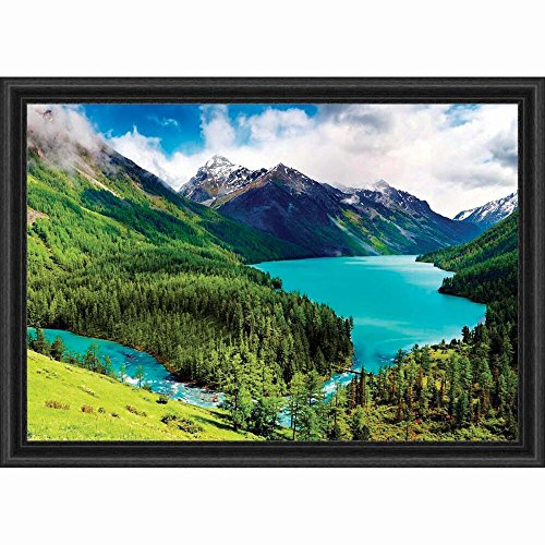 - WiHome 5D Diamond Painting Kits for Adults Full Drill Mountain Scene Embroidery Rhinestone Painting