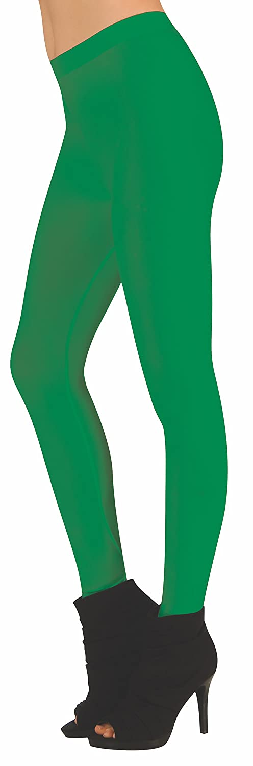 Rubie's Costume Adult Legging Rubie's Adult Legging Green One Size Rubies Costumes - Apparel