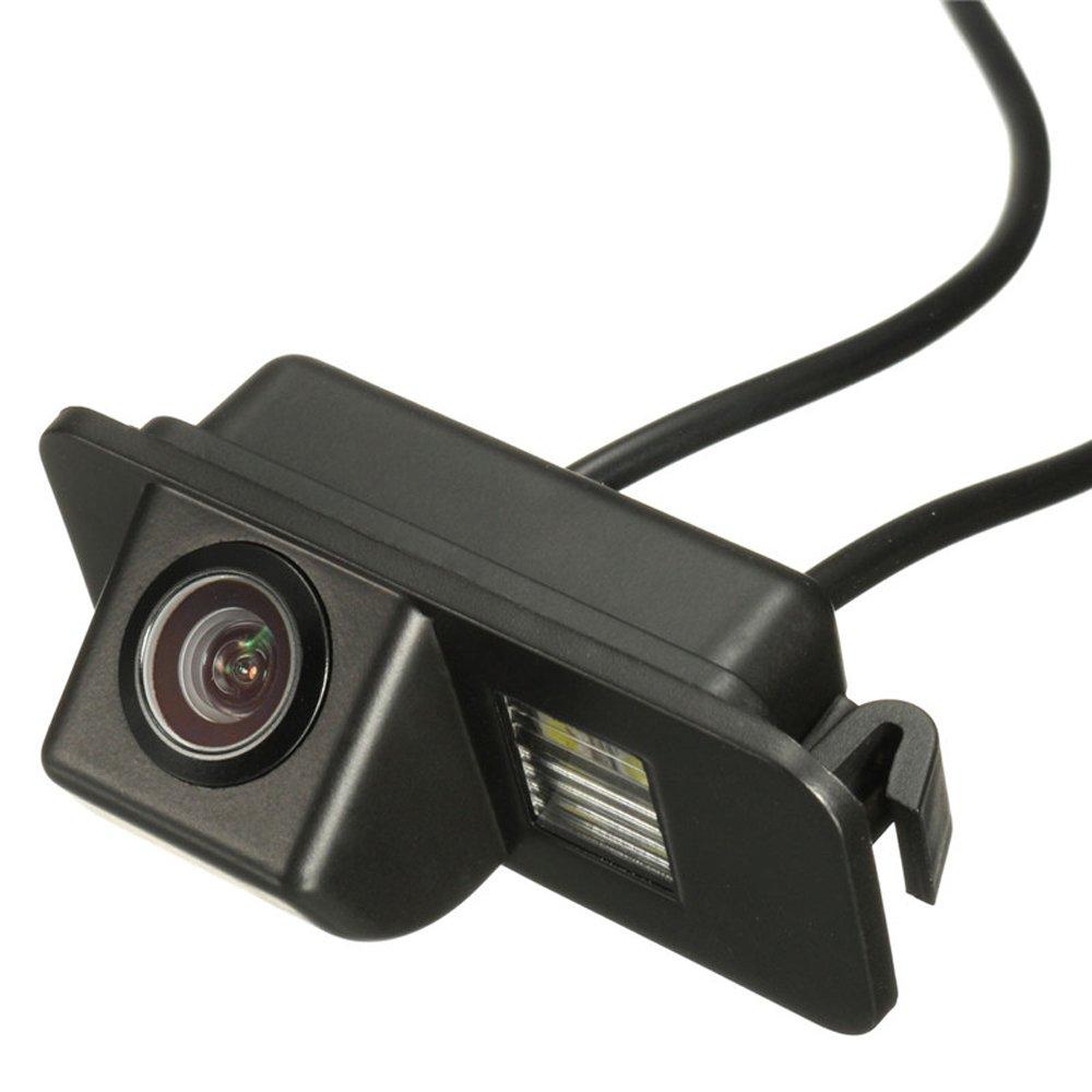 Dynavision Universal Revertir Asistencia de Copia de Seguridad de la Cá mara de Aparcamiento para Mondeo BA7 ab 2007 / Focus II Facelift C/ Kuga ab 2008/ S-Max ab 2006 DY0598XJT-GE
