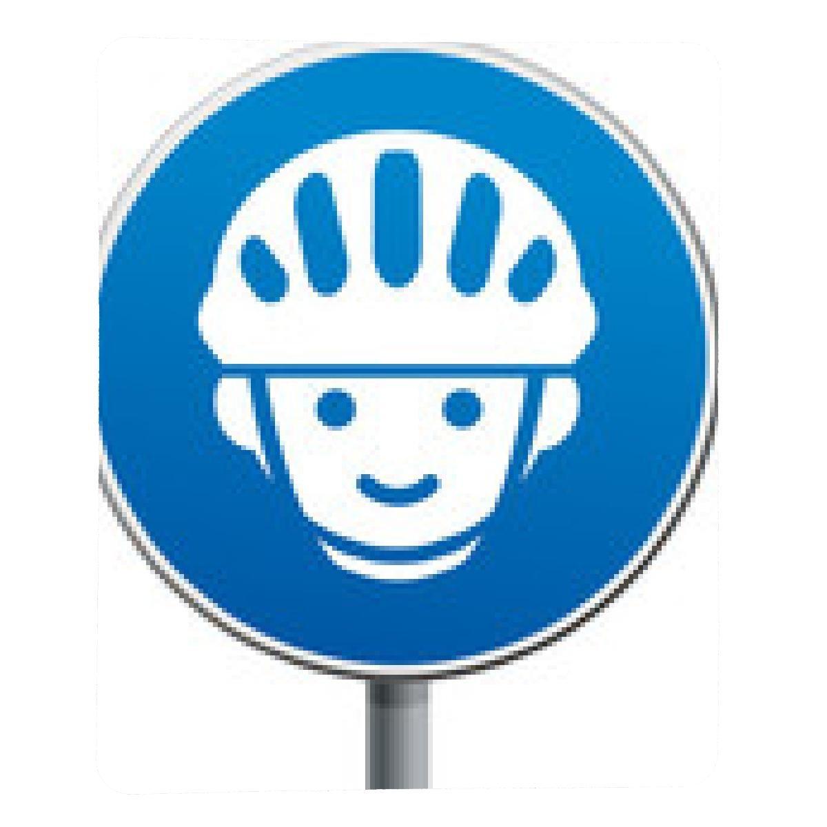 alfombrilla de ratón Proteger a los niños de cascos azules de la bicicleta: Amazon.es: Electrónica