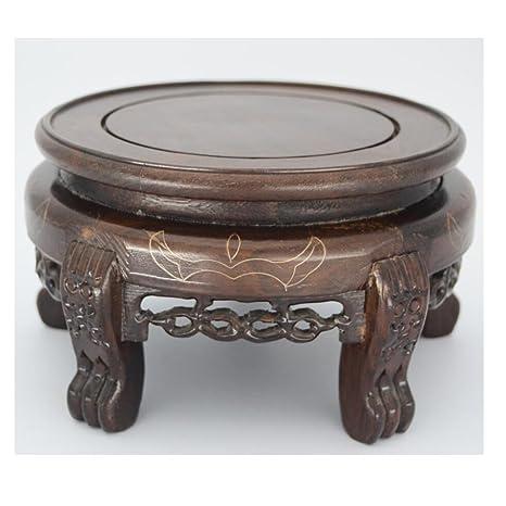 Pantalla soporte porcelana Stands, Manual para macetas para flores interior urna jarrón pecera