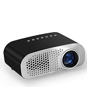 ALWAYZZ GP802A HD Mini Proyector de Video portátil LED con ...