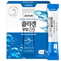 Rawel Korea Beauty Anti-ageing Whitening Fish Collagen Stick Powder (2g30pack)