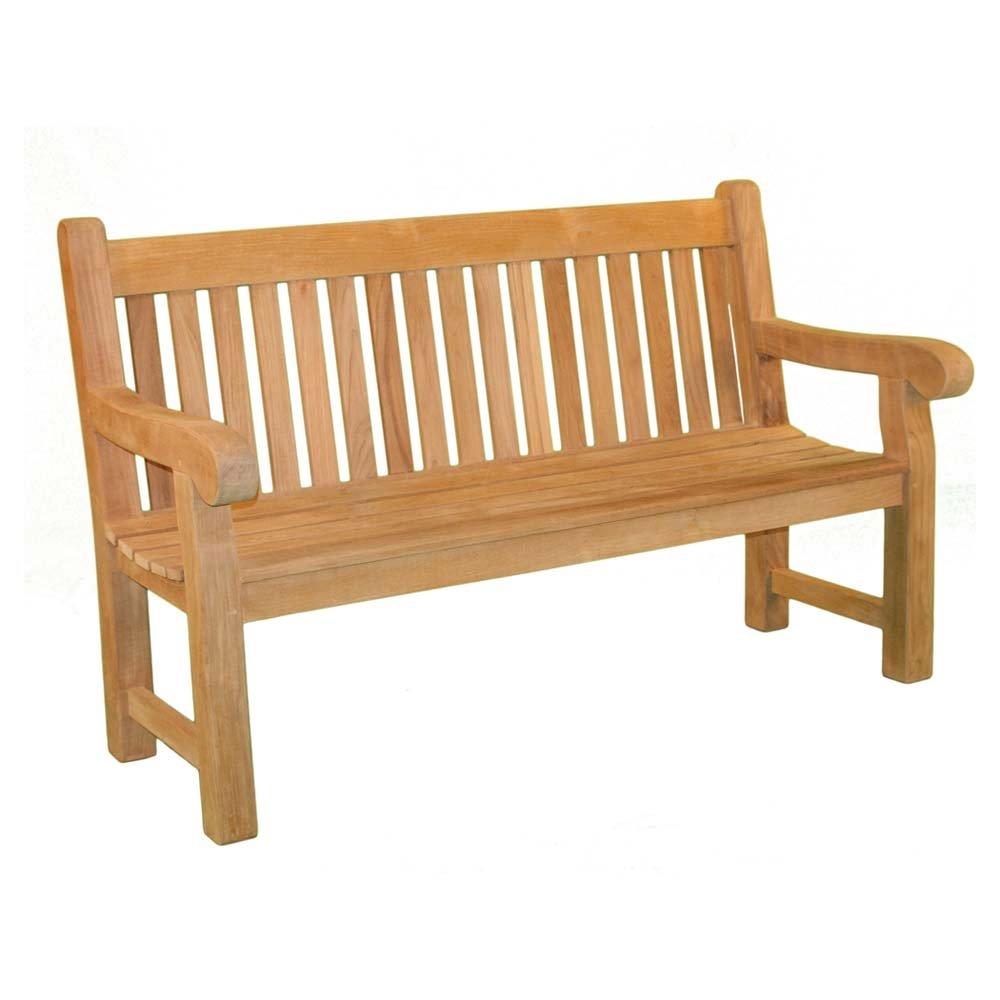 Hyde Park Teak Bench